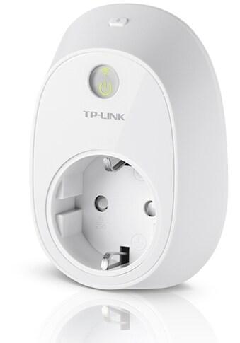 TP - Link Smart Home Zubehör »HS110 WLAN Smart Plug (intelligente Steckdose)« kaufen