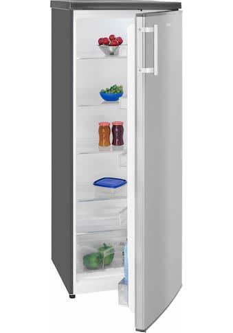 exquisit Vollraumkühlschrank, 143 cm hoch, 55 cm breit kaufen