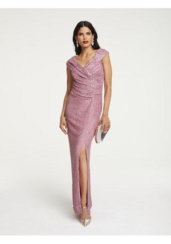 PATRIZIA DINI by Heine Abendkleid, mit Gehschlitz kaufen