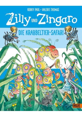 Buch »Zilly und Zingaro. Die Krabbeltier-Safari / Korky Paul, Valerie Thomas, Ulli... kaufen