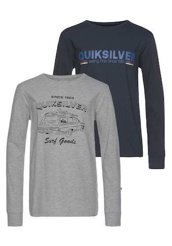 Quiksilver Langarmshirt »BURNING SURFING RETHIN PACK YOUTH« kaufen
