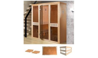 weka Sauna »Kaarina 2«, ohne Ofen kaufen
