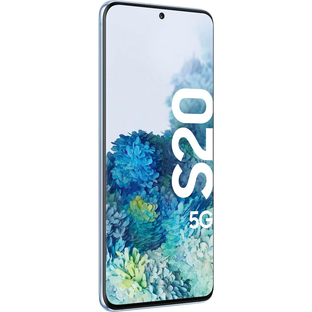 """Samsung Smartphone »Galaxy S20 5G«, (15,83 cm/6,2 """", 128 GB Speicherplatz, 12 MP Kamera)"""