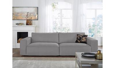 GALLERY M branded by Musterring Big-Sofa »Lucia«, in vielen Qualitäten und 4... kaufen