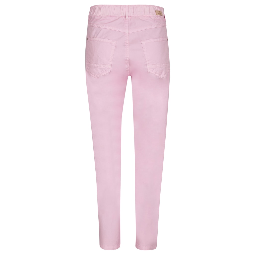 ANGELS Straight-Jeans, 'Tama Cropped' aus Coloured Denim