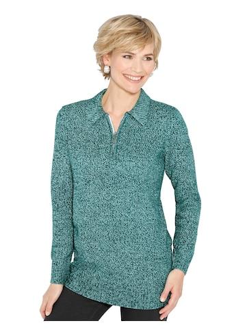 Classic Basics Pullover mit sportivem Polokragen kaufen