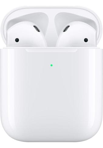 Apple »AirPods with Wireless Charging Case (2019)« In - Ear - Kopfhörer kaufen