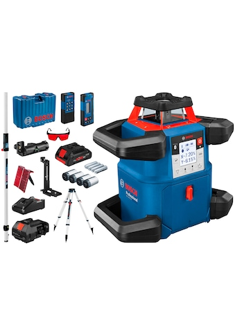 BOSCH PROFESSIONAL Komplett - Set: Rotationslaser »GRL 600 CHV«, 600 m, 650 Nm kaufen