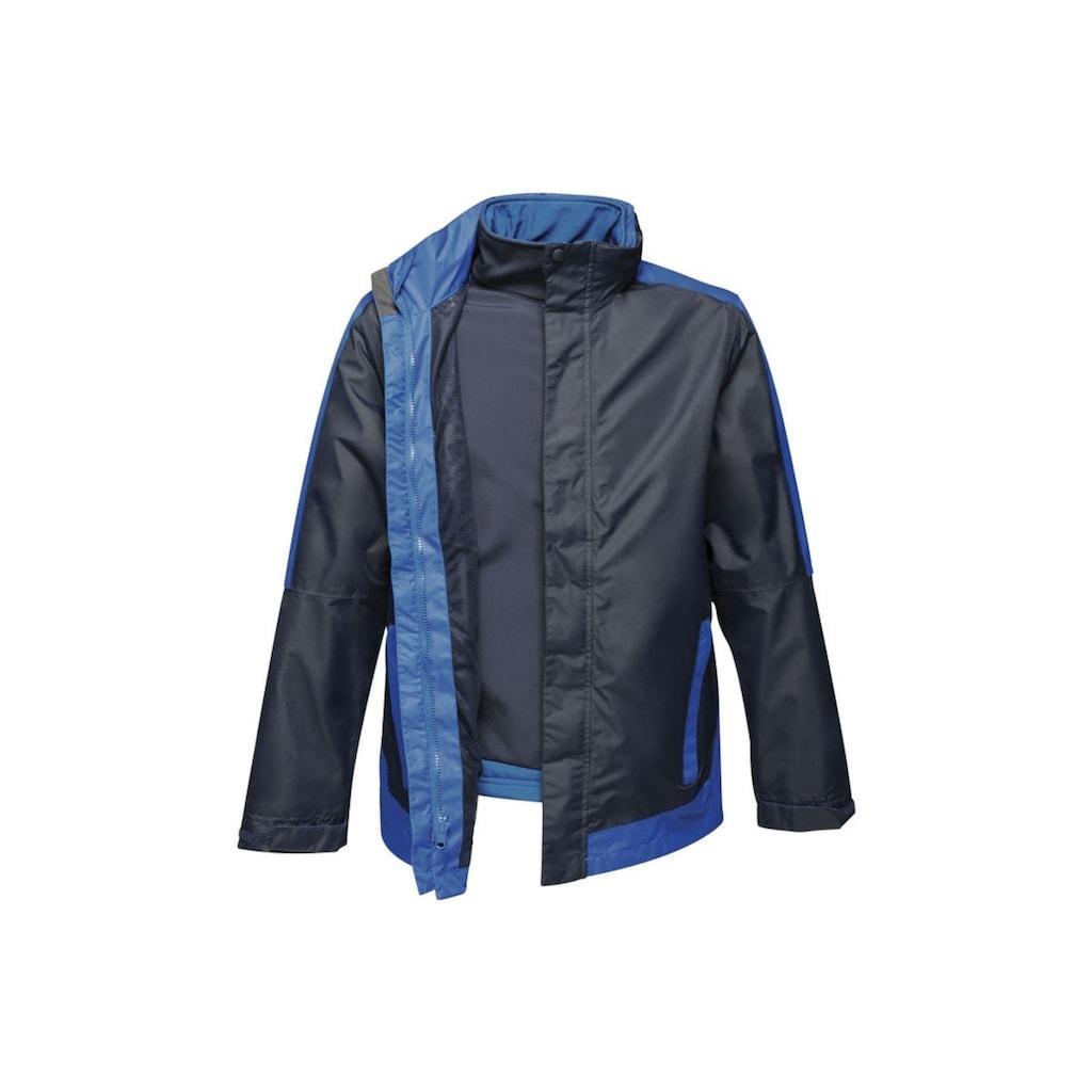 Regatta 3-in-1-Funktionsjacke »Herren 3-in-1-Jacke mit Kontrastfarben«