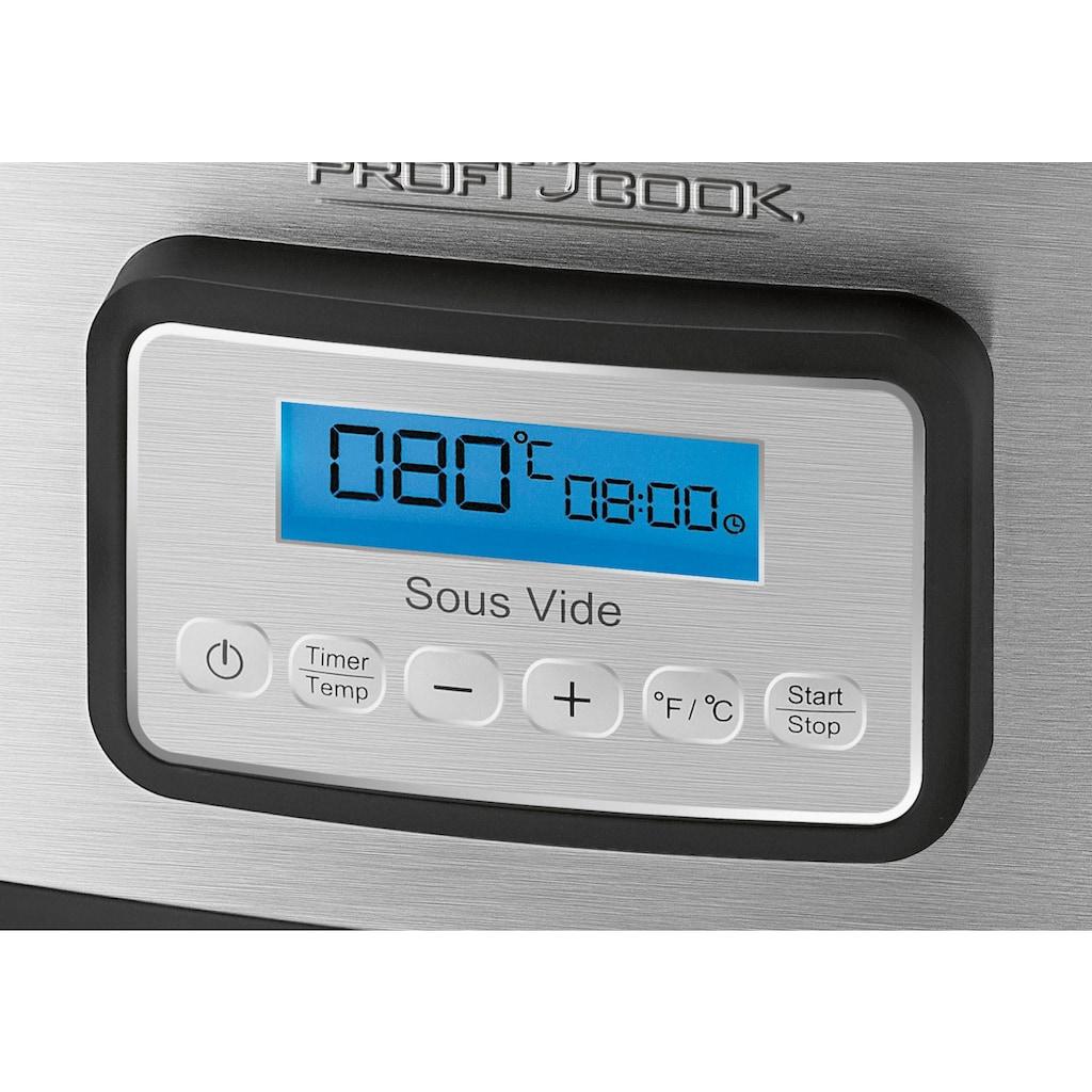 ProfiCook Sous-Vide Garer »PC-SV 1112«