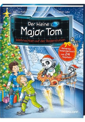 Buch »Der kleine Major Tom. Weihnachten auf der Bodenstation. Adventskalenderbuch mit... kaufen