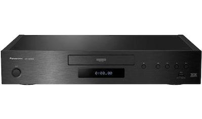 Panasonic »DP - UB9004« Blu - ray - Player (4k Ultra HD, LAN (Ethernet) WLAN, 4K Upscaling 4K Direct Chroma Upscaling 4K VOD Hi - Res Audio) kaufen