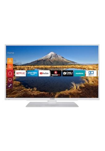 Telefunken LED - Fernseher (43 Zoll, Full HD, Smart TV, Triple - Tuner) »XF43G511 - W« kaufen