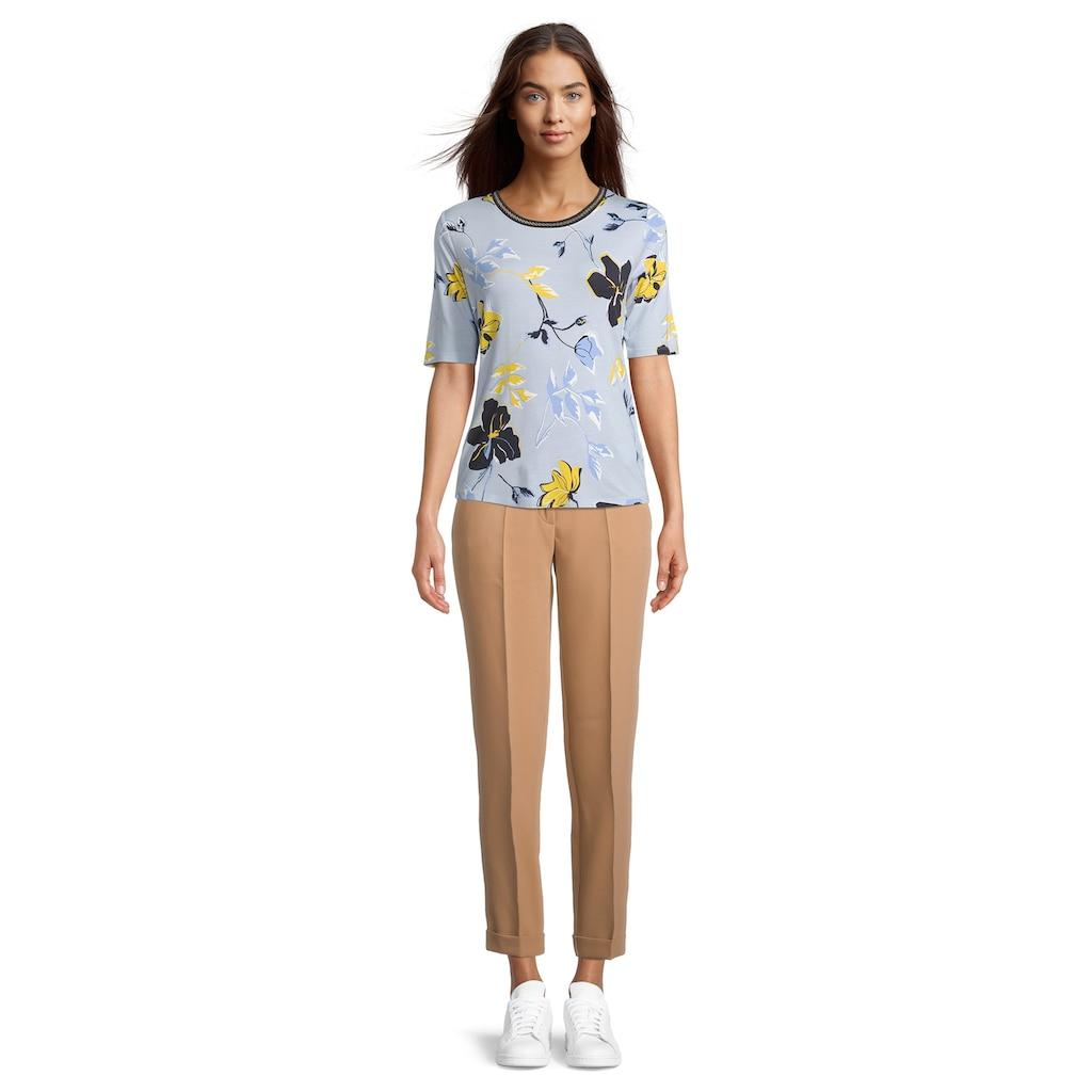 Betty Barclay Kurzarmshirt »mit Blumenprint«