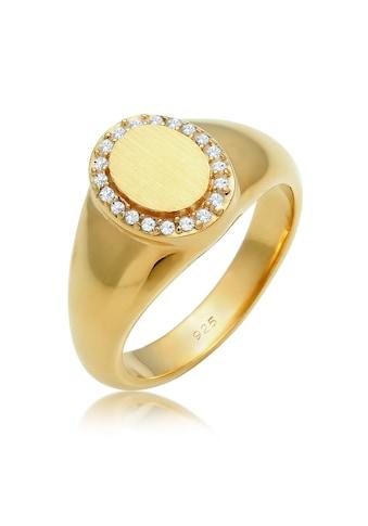 Elli Siegelring »Siegelring Edel Kristalle 925 Silber« kaufen