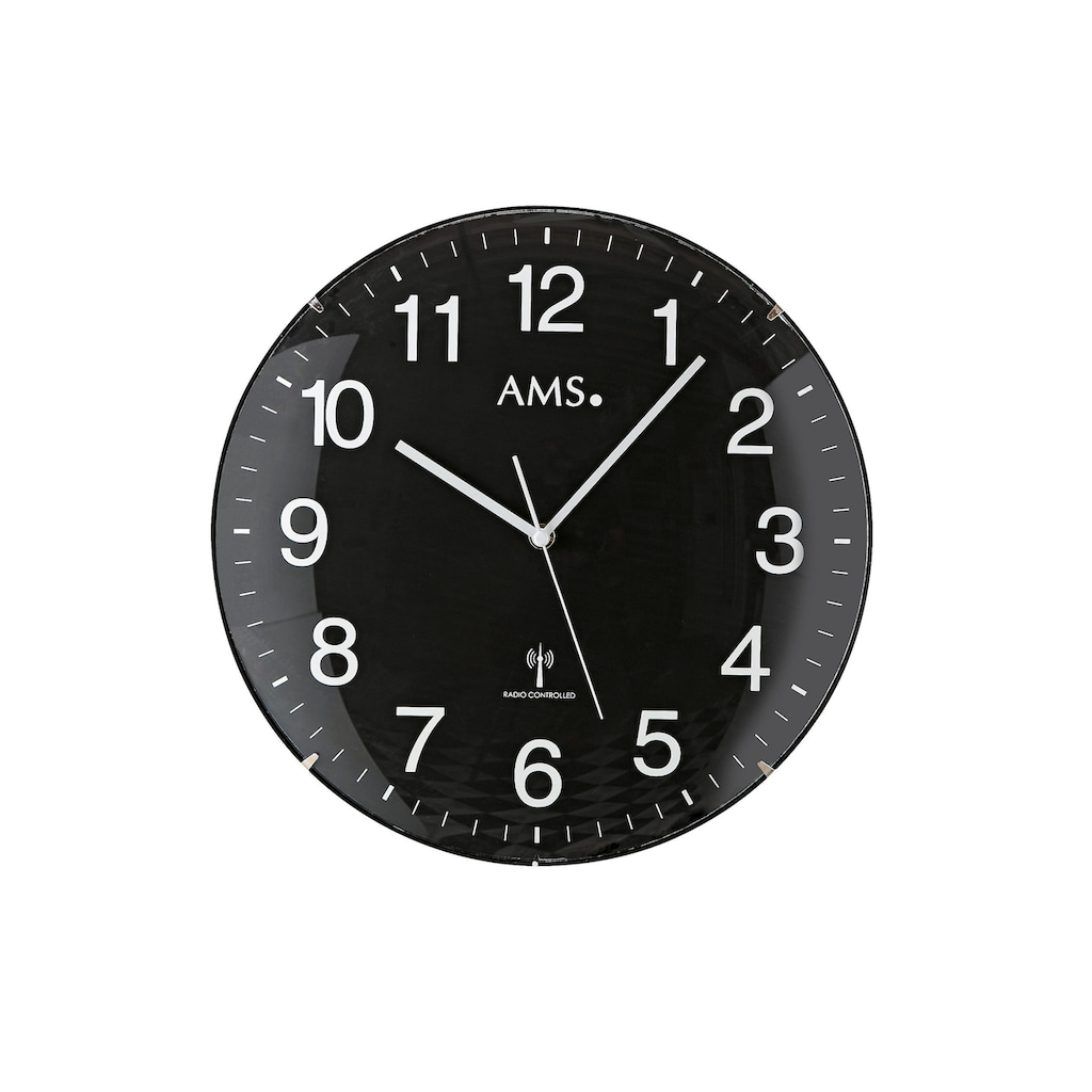 AMS Funkwanduhr »F5959«