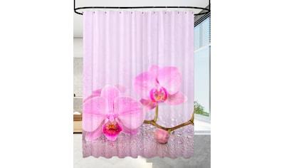 SANILO Duschvorhang »Blooming«, 180 x 200 cm kaufen