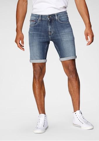 Tommy Jeans Jeansshorts »SCANTON SLIM SHORT« kaufen