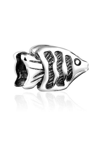 Nenalina Charm-Einhänger »Fisch Meer Bead Anhänger Urlaub 925 Silber« kaufen