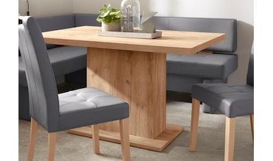 Home affaire Säulen-Esstisch, Breite 136 cm kaufen