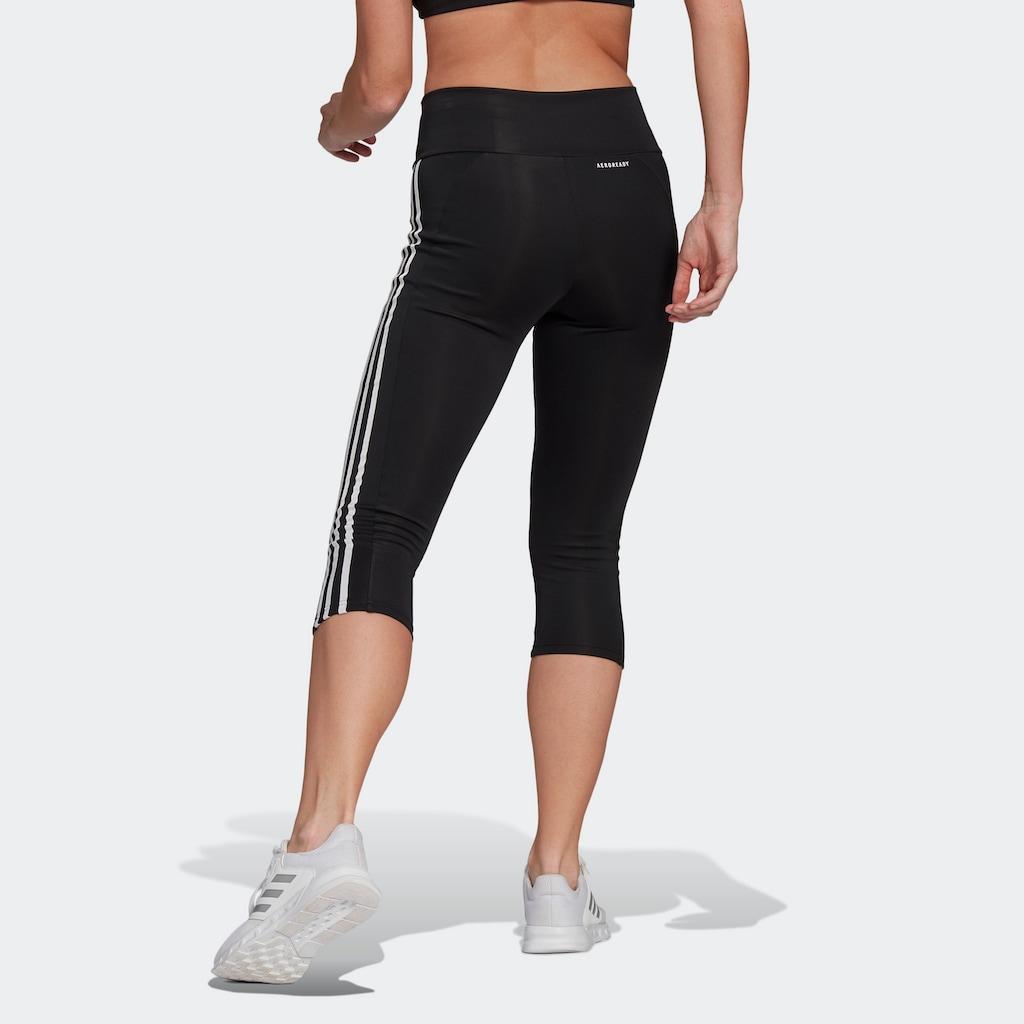 adidas Performance 3/4-Leggings »W 3 STRIPES 3/4 TIGHT«