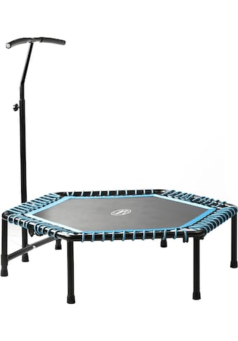body coach Fitnesstrampolin »body coach Fitness - Trampolin »Jump & Fit« 6 - eckig Ø 127 cm«, Ø 127cm kaufen