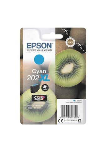 Epson Tintenpatrone Singlepack cyan kaufen