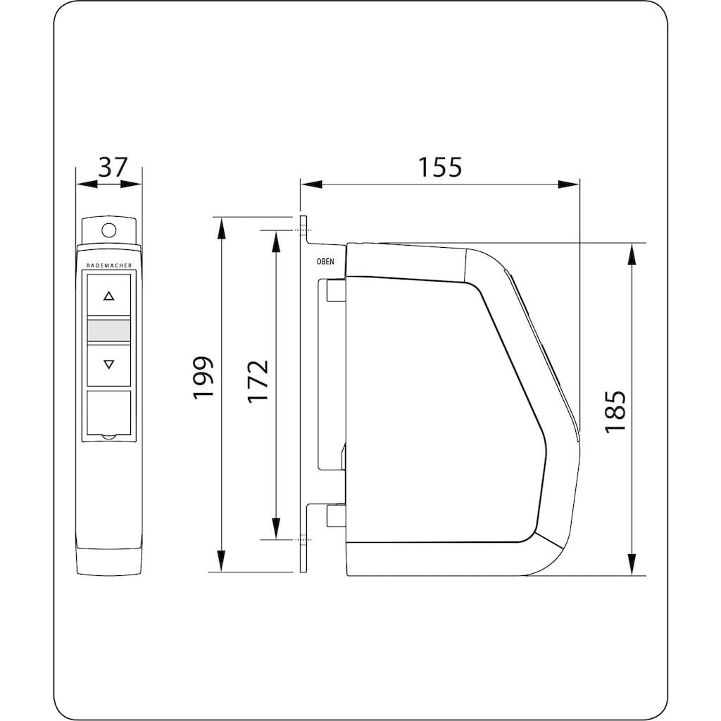 Rademacher Rollladenmotor »RolloTron 1540-UW«