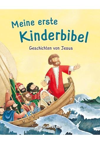 Buch »Meine erste Kinderbibel - Geschichten von Jesus. Als Geschenkbuch für Kinder, im... kaufen