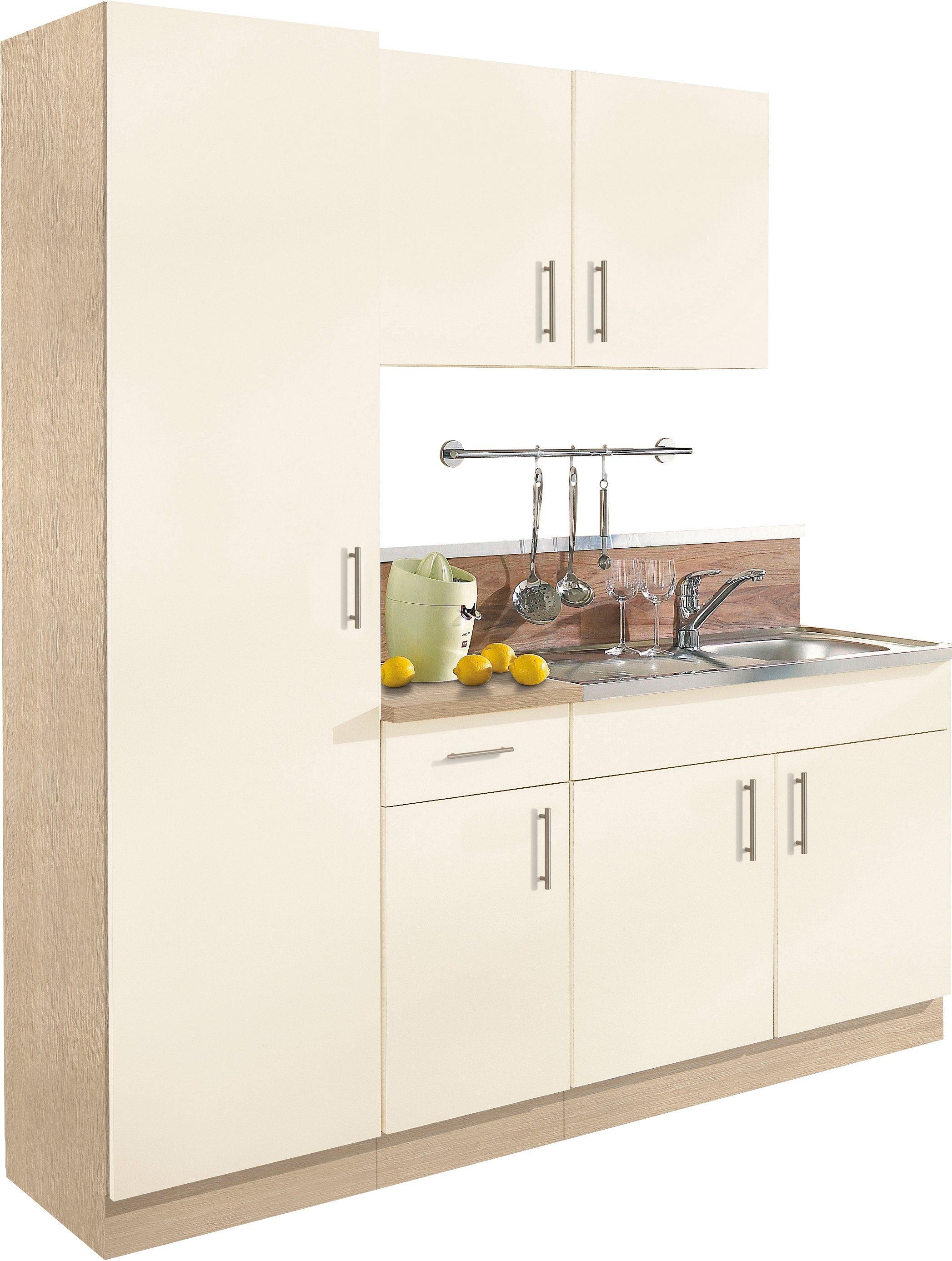 wiho Küchen Küchenblock »Kiel« kaufen | BAUR
