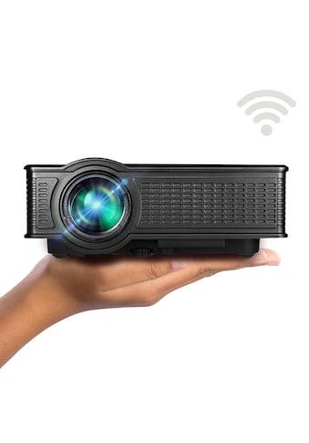 LA VAGUE LED-Beamer »LV-HD171 WiFi«, ( 1000:1 ), unterstützt 720p/1080p, ideal zum Streamen von Netflix kaufen