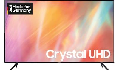 """Samsung LED-Fernseher »GU55AU7179U«, 138 cm/55 """", 4K Ultra HD, Smart-TV kaufen"""