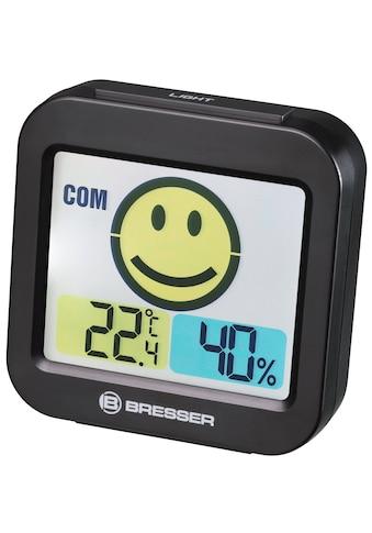 BRESSER Thermo -  und Hygrometer »Temeo Smile mit Raumklimaindikator« kaufen