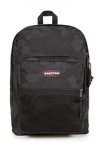 Eastpak Freizeitrucksack »PINNACLE, Camo Black«, enthält recyceltes Material (Global... kaufen