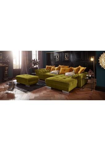 Leonique Polsterhocker »Diwan Luxus«, mit besonders hochwertiger Polsterung für bis zu... kaufen