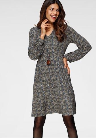 Boysen's Jerseykleid, Mit feinem Paisley Druck kaufen