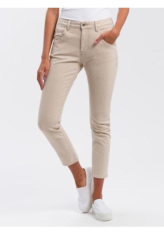 Cross Jeans® Slim-fit-Jeans »Tanya«, Schmale Passform kaufen