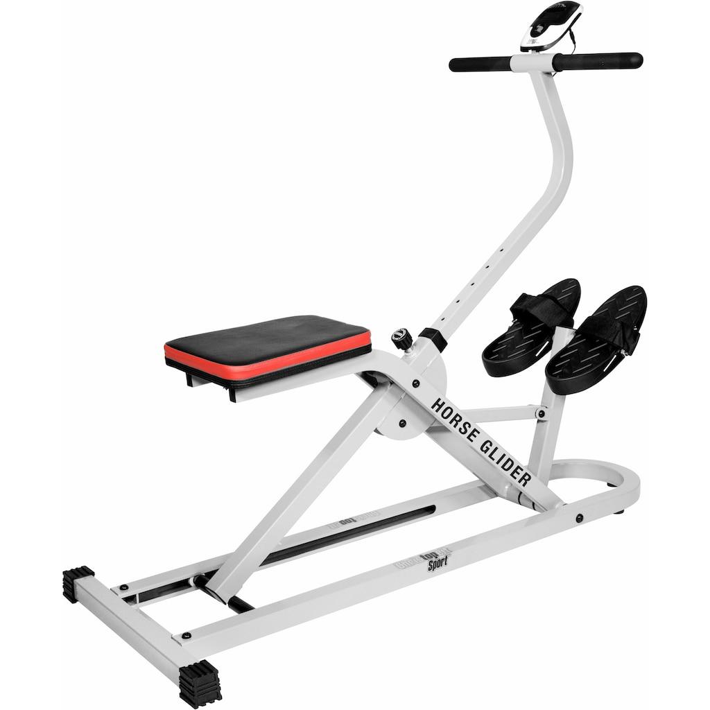 Christopeit Sport® Ganzkörpertrainer »Horse Glider«