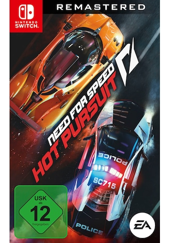 Electronic Arts Spiel »Need for Speed™ Hot Pursuit Remastered«, Nintendo Switch kaufen