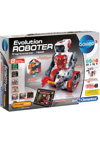 "Clementoni® Experimentierkasten ""Galileo Evolution Roboter"" kaufen"
