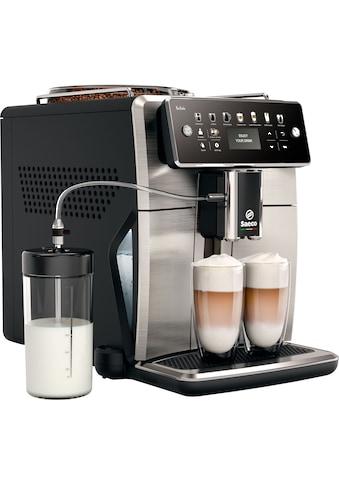 Saeco Kaffeevollautomat SM7583/00 Xelsis, 12 Kaffeespezialitäten, 1,7l Tank, Scheibenmahlwerk kaufen