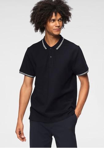 OTTO products Poloshirt, aus zertifizierter Bio-Baumwolle kaufen