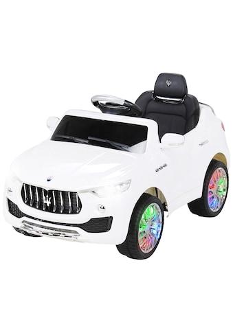ACTIONBIKES MOTORS Elektroauto »Maserati Levante SUV«, für Kinder ab 3 Jahre, 6 Volt kaufen