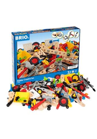 """BRIO® Konstruktionsspielsteine """"Builder Kindergartenset"""", Holz Kunststoff, (271 - tlg.) kaufen"""