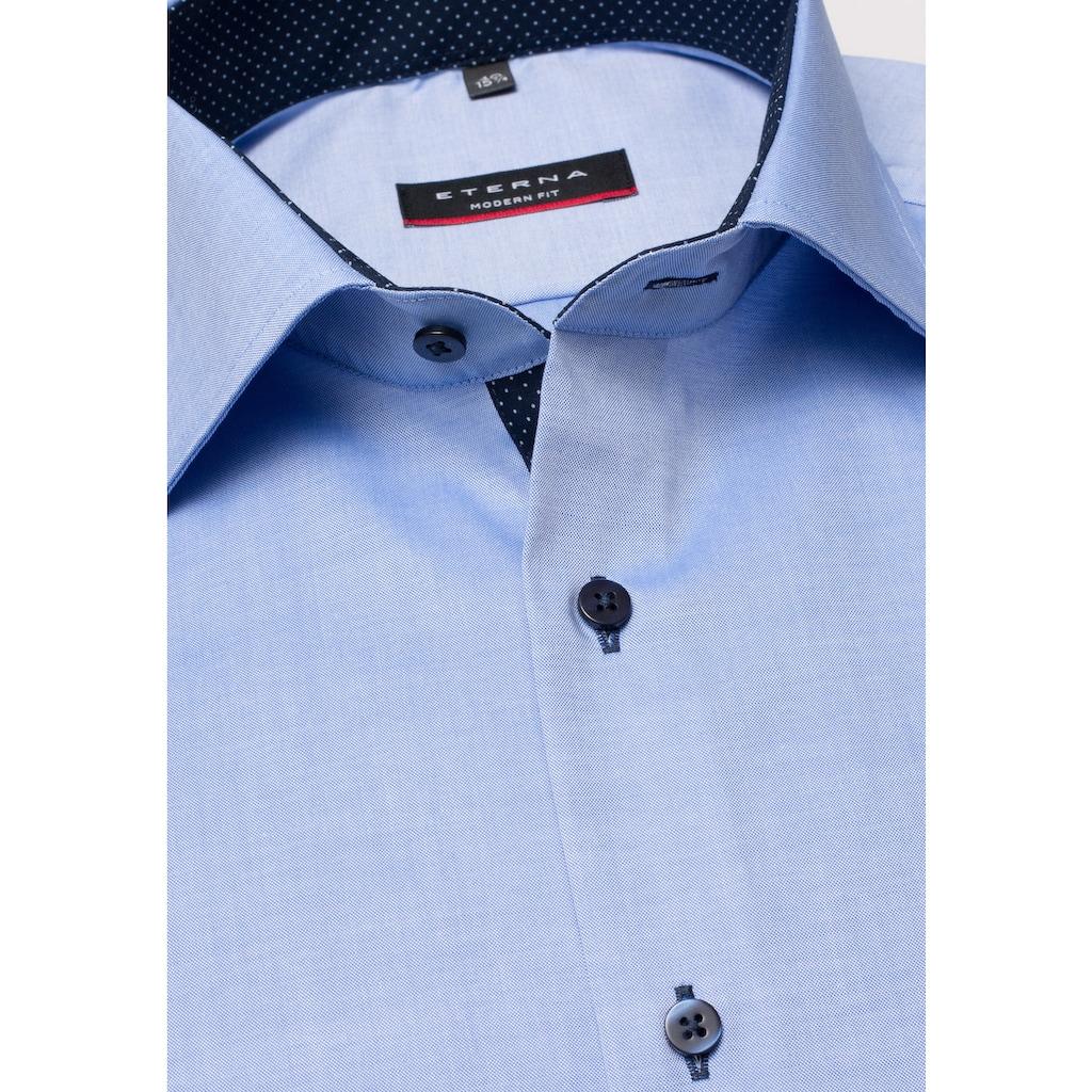 Eterna Businesshemd »MODERN FIT«, Kurzarm