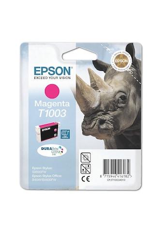 Epson Tintenpatrone Nr. T1003 kaufen