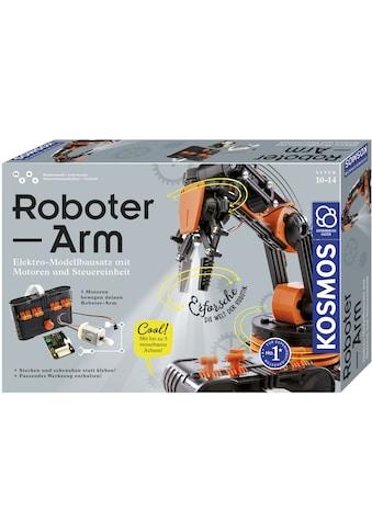 Kosmos Modellbausatz »Roboter-Arm« kaufen