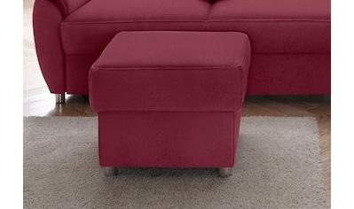 sit&more Hocker, mit Stauraumfach kaufen