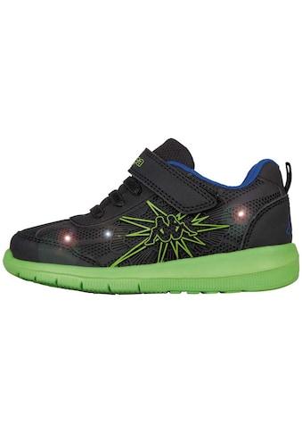 Kappa Sneaker »BANG K«, mit cooler Blinkfunktion<br /> kaufen