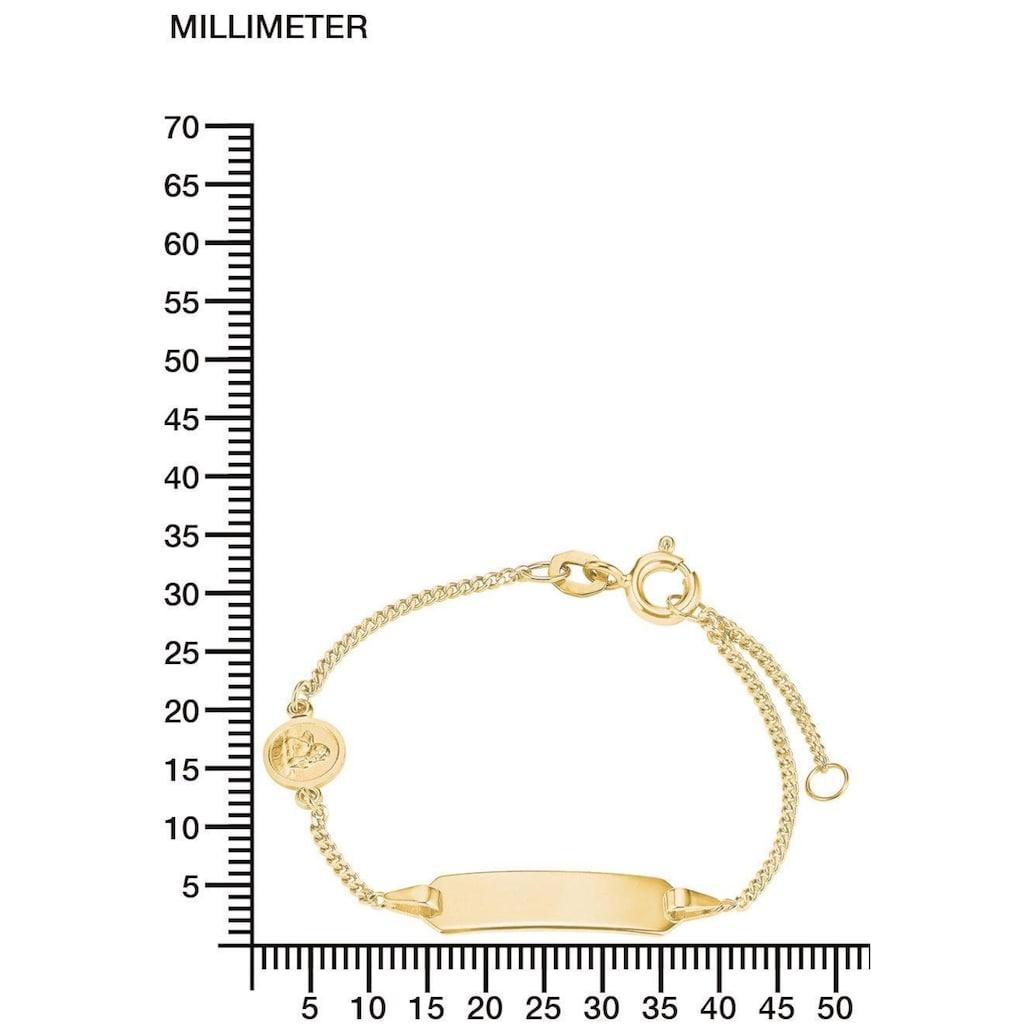Amor Goldarmband »Schutzengel, 2014330«, Made in Germany